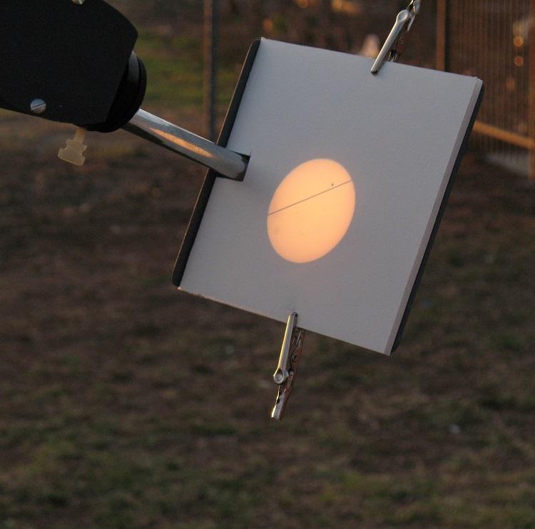 Solar projection