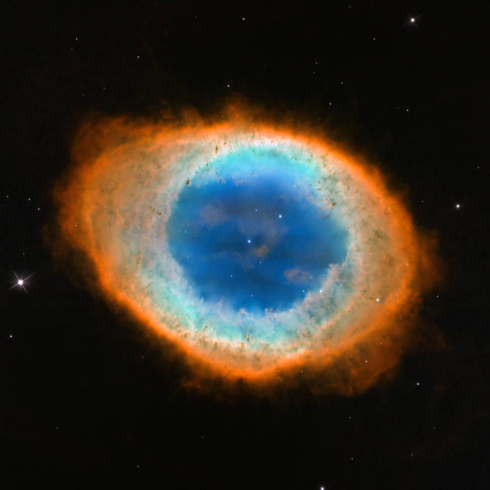 M57 (c) NASA