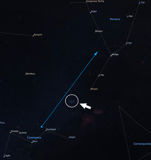 The Perseus Constellation