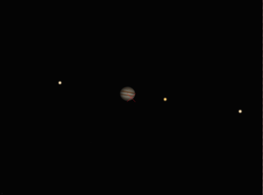 Jupiter without a Barlow lens